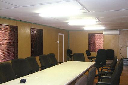 park home board room